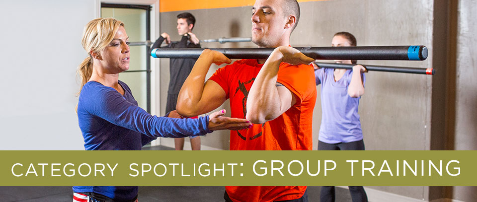 Category Spotlight: Group Training