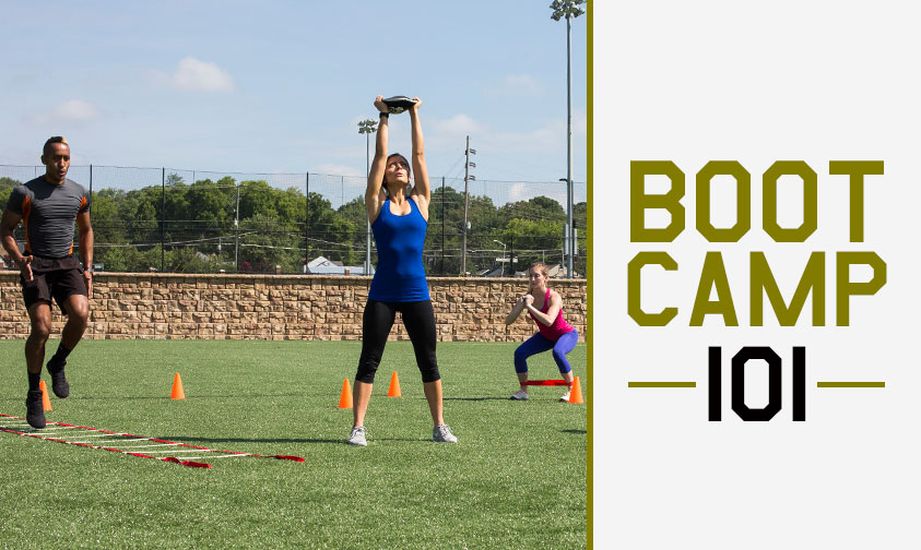 Boot Camp 101