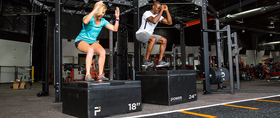 Meet the Power Systems Plyo Boxes