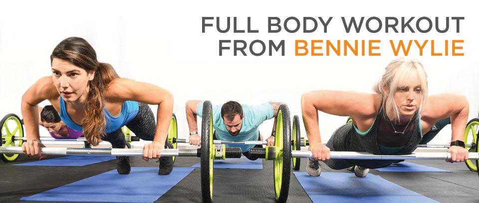 Bennie Axle Workout