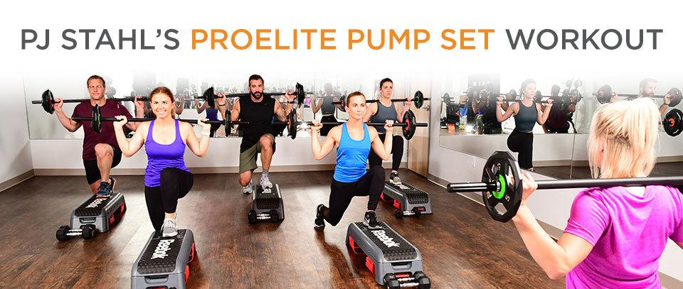 ProElite Pump Set